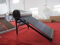 Compact Pressure Solar Water Heating Systems
