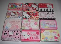 Hello Kitty Candy Tin Sets Box