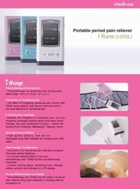 Portable Period Pain Reliever