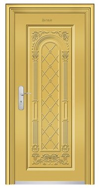 Designer Steel Doors