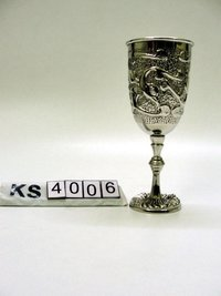 Silver Goblet