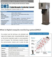 Digital Mosquito Monitoring System