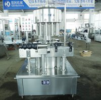 Full-Automatic Equivalent Liquid Level Filling Machine Gdp-12a