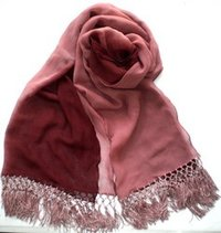 Shaded Color Chiffon Scarves