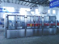 Automatic Linear Liquid Filling Machine