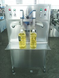 Zxg-2 Semi-Automatic Two Head Piston Filling Machine