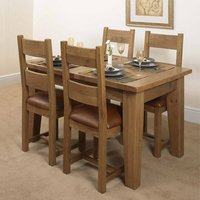 Fancy Dining Table With Chair