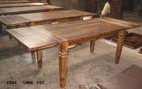 Fancy Wooden Table