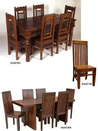 Fancy Home Dining Table With Chair