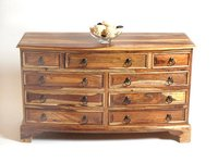 Handcrafted Drawer Chest