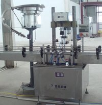 Zfg-1 Automatic Single Head Straight Line Capping Machine