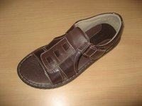 Gents Soft Leather Sandals