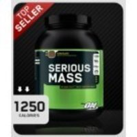 On Serious Mass(6lbs)