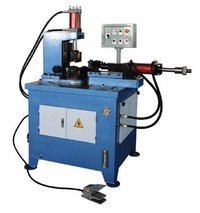 Automatic Pipe Notching Machine