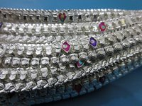 Silver Alloy Anklet