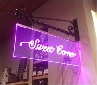 Led Acrylic Sign