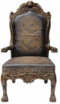 Leather Tigress Chair
