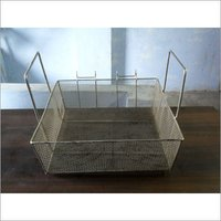 Stainless Steel Chicken Basket