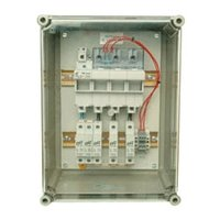 Class I Protection Distribution Board