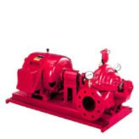 Fire Fighting Horizontal Splitcase Pump
