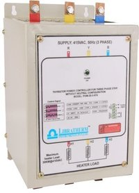 Three Phase Thyristor Power Controllers