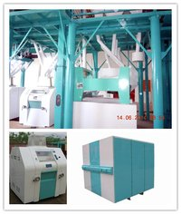 Wheat Flour Mill Machines