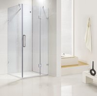 Square Shape Hinge Shower Enclosure