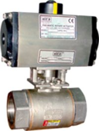 3 Piece High Pressure Ball Valves