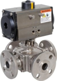 3 Way 4 Way Ball Valves