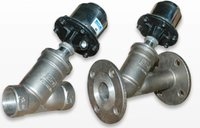2/2 Way Angle Type Control Valves