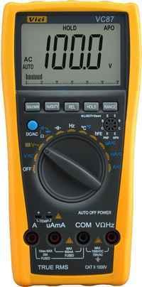 Vc87 True Rms Digital Multimeter