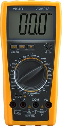 VC9801A+ 3 1/2 Digital Multimeter