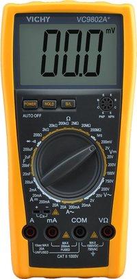 VC9802A+ 3 1/2 Digital Multimeter