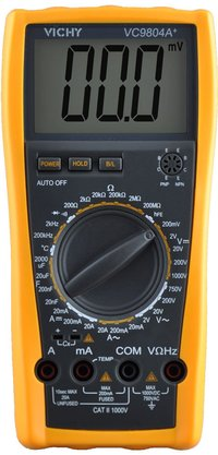 Vc9804a+ 3 1/2 Digital Multimeter