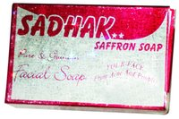Sadhak Saffron Soap