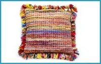 Chindi Cushion