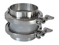 Sanitary Stainless Steel Clamps