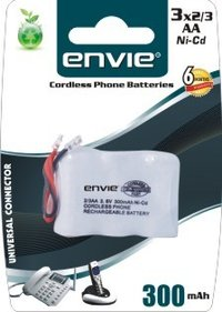Cordless Telephone Batteries
