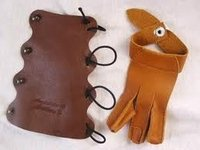 Leather Arm Guards