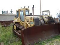 Used Caterpillar Crawler Bulldozer D5h