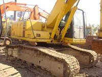 Used Komastu Crawler Excavator Pc200-6