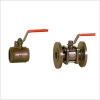 Cast Iron Ball Valves
