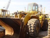 Used Caterpillar 980f Wheel Loader