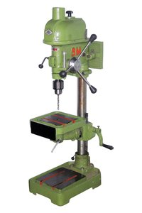 Half Cover Drilling Machine