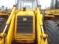 Used Jcb 4cx Wheel Backhoe Loader