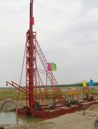Drilling Sand Pumping Ship