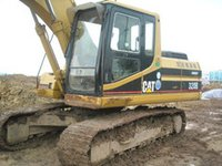 Used Caterpillar 320B Crawler Excavator