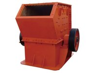 Energy Efficient Hammer Crusher