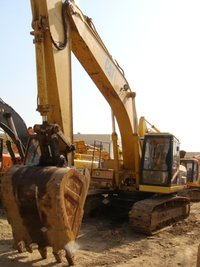 Used Caterpillar 325B Crawler Excavator