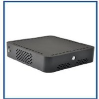 Dark Black Thin Client
